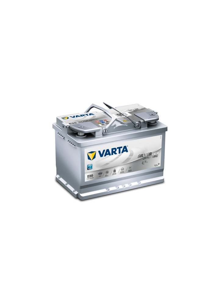 9995 570901076 batterie start stop plus 70 amp 70 varta. Black Bedroom Furniture Sets. Home Design Ideas